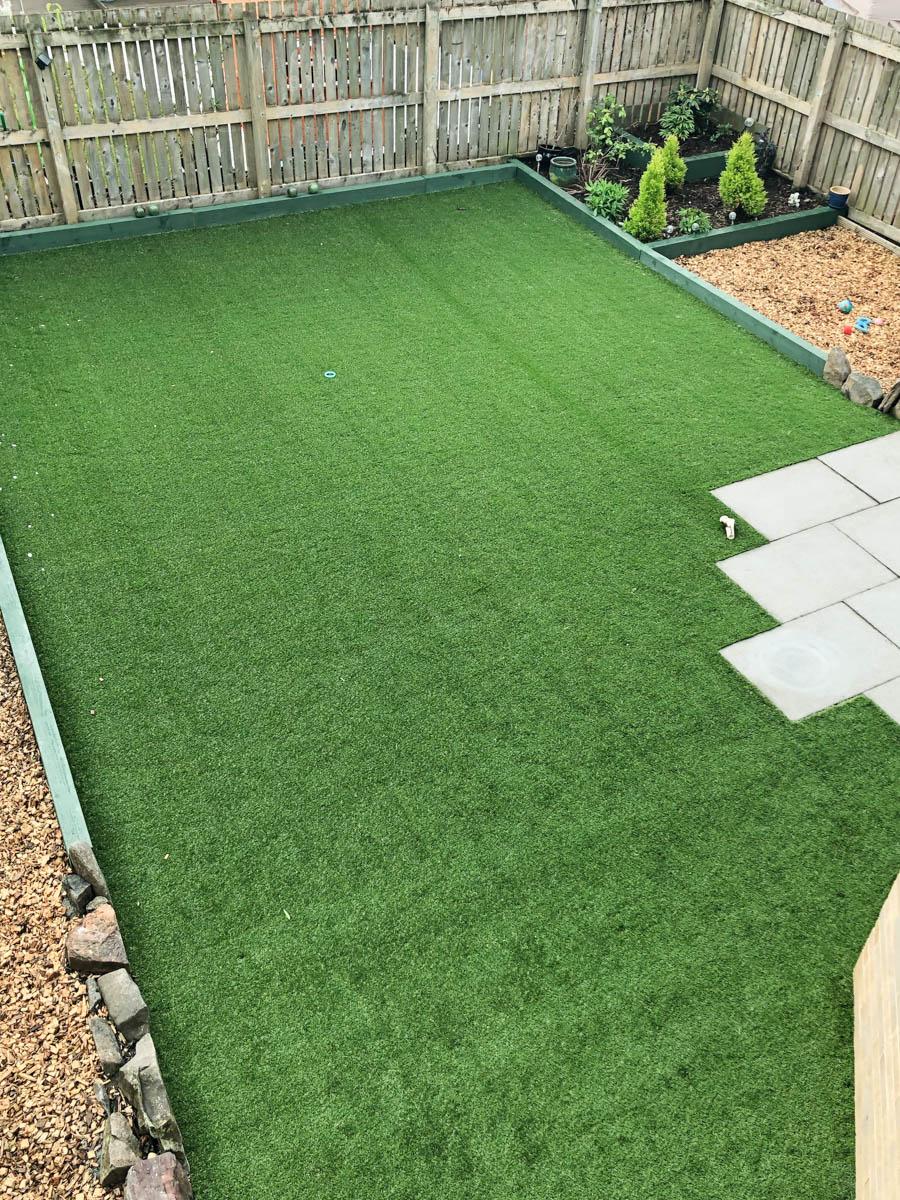 Artificial Grass Installation Cumbernauld