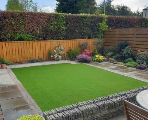 Artificial Grass Installation Edinburgh