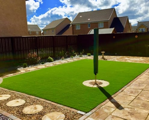 Artificial Grass Installation Airdrie but The Artificial Lawn Company, Livingston, West Lothian