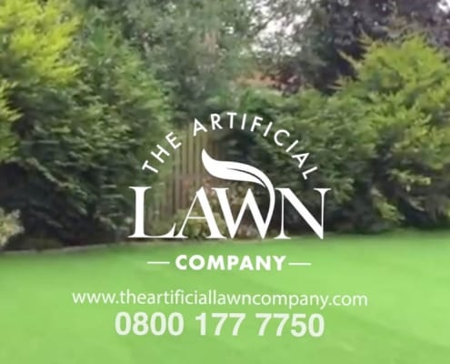 Artificial Grass Lawn Installation Carluke, Lanarkshire, by The Artificial Lawn Company, Livingston, West Lothian.