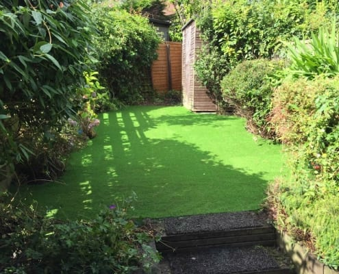 Artificial Grass Lawn Installation Edinburgh