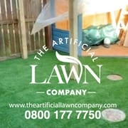 Artificial Grass Installation Bonnyrigg by The Artificial Lawn Compay Livingston, West Lothian.
